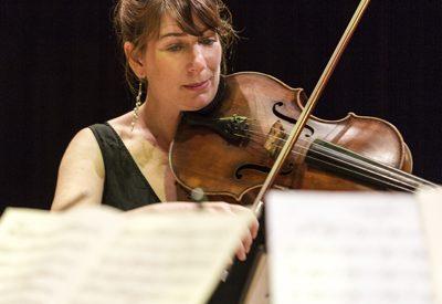 Helen Ireland playing